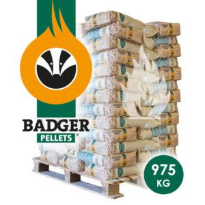 Badger Pelletkorrels 450KG